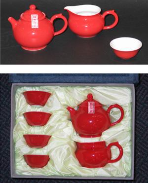 中华红茶具